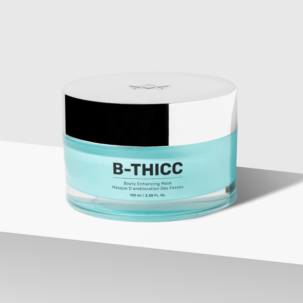 B-THICC מסכה לשיפור נפח הישבן